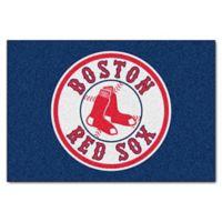 MLB Boston Red Sox Floor Mat