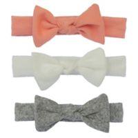 So 'Dorable™ 3-Pack Bow Headbands