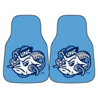 University of North Carolina Chapel Hill Nylon Car Mat (Set of 2)