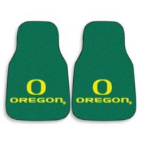 University of Oregon Carpeted Car Mats (Set of 2)