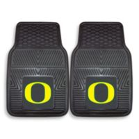 University of Oregon Car Mat (Set of 2)