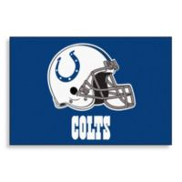 NFL Indianapolis Colts 20-Inch x 30-Inch Floor Mat