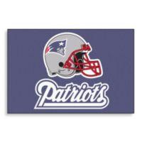 NFL New England Patriots 20-Inch x 30-Inch Floor Mat