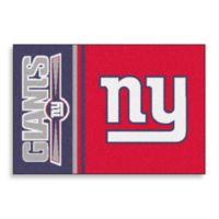 NFL New York Giants 20-Inch x 30-Inch Floor Mat