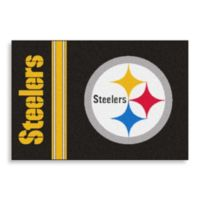 NFL Pittsburgh Steelers 20-Inch x 30-Inch Floor Mat