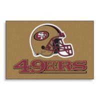 NFL San Francisco 49ers 20-Inch x 30-Inch Floor Mat