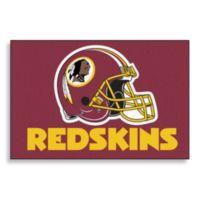 NFL Washington Redskins Helmet 20-Inch x 30-Inch Floor Mat