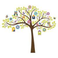 WallPops!® Hoot and Hangout Wall Art Kit