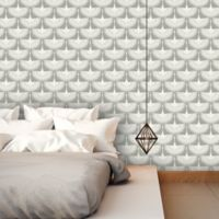 Tempaper® Feather Flock Peel and Stick Wallpaper