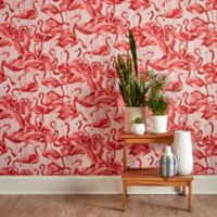Tempaper® Flamingo Peel and Stick Wallpaper