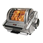 Ronco® EZ Store Series Rotisserie Oven in Silver