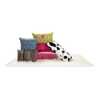 Fun Throw Pillows For Bed : Colorful and Fun Throw Pillow Collection - Bed Bath & Beyond