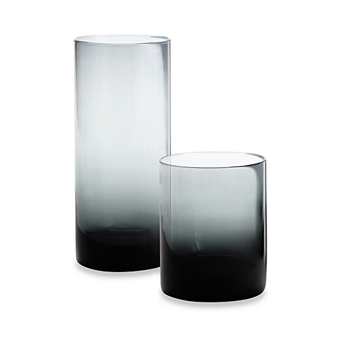 Kenneth Cole Reaction Home Ludlow Drinkware in Blue
