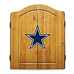 NFL Dallas Cowboys Complete Dart Cabinet Set