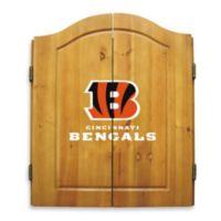 NFL Cincinnatti Bengals Complete Dart Cabinet Set