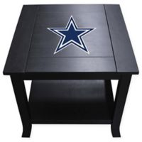 NFL Dallas Cowboys Side Table