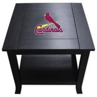 MLB St. Louis Cardinals Side Table