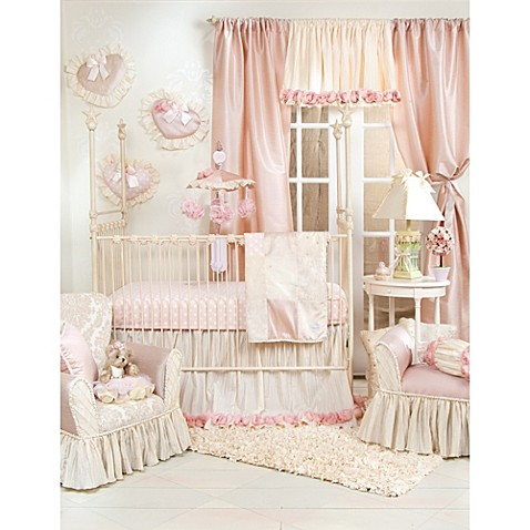 Glenna Jean Victoria Crib Bedding Collection Bed Bath