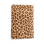 Glenna Jean Tanzania Cheetah Print Fitted Crib Sheet