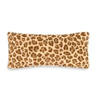 Glenna Jean Tanzania Cheetah Print Rectangular Throw Pillow