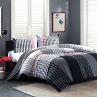 INK+IVY Blake Twin Comforter Set