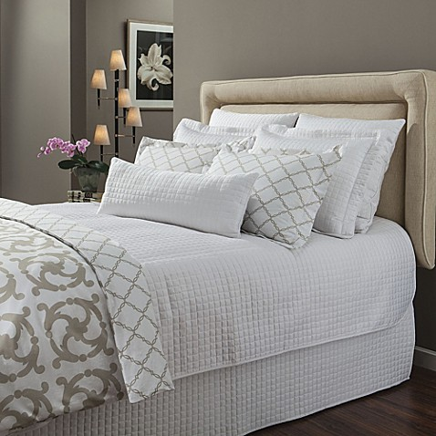 Downtown Company Urban Quilted Cotton Coverlet Set In