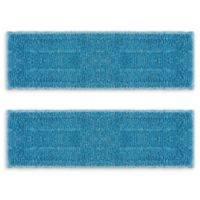 Polti® 2-Pack Universal Cleaning Cloths in Blue for Vaporetto Moppy Steam Mop