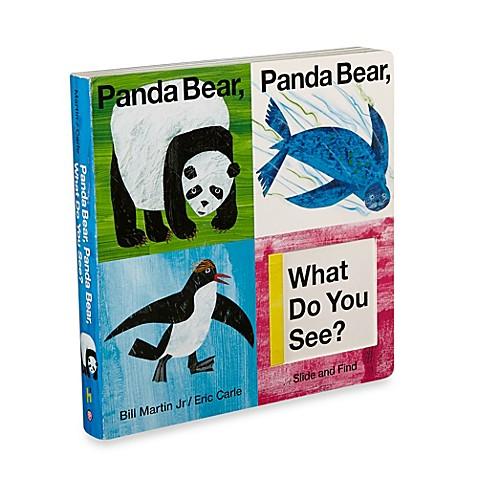 Slide and Find: Panda Bear, Panda Bear, What Do You See ... - photo#23