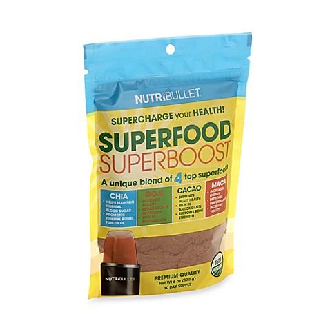 nutribullet® superfood superboost - bed bath & beyond