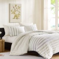INK+IVY Sutton Twin Duvet Cover Set