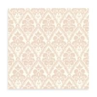 Echo Design™ Damask Wallpaper in Taupe