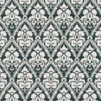 Echo Design™ Damask Wallpaper Sample in Black