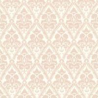 Echo Design™ Damask Wallpaper Sample in Taupe