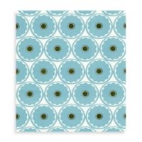 Echo Design™ Flower Power Wallpaper in Aqua