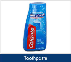 Shop Toothpaste