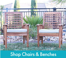 Shop Chairs & Benches