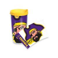 Tervis® East Carolina University Pirates 16 oz. Wrap Tumbler with Yellow Lid