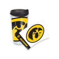Tervis® University of Iowa Hawkeyes 16 oz. Wrap Tumbler with Black Lid