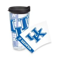 Tervis® University of Kentucky Wildcats 24-Ounce Wrap Tumbler with Black Lid