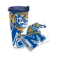 Tervis® University of Memphis Tigers 24-Ounce Wrap Tumbler with Blue Lid