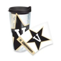 Tervis® Vanderbilt University 24-Ounce Wrap Tumbler with Black Lid