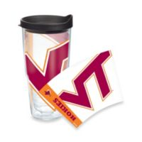 Tervis® Virginia Tech Hokies 24-Ounce Wrap Tumbler with Black Lid