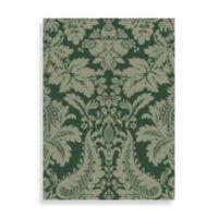 Echo Design™ Modern Damask Wallpaper in Green