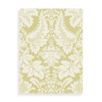 Echo Design™ Modern Damask Wallpaper in Beige