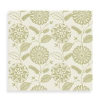 Echo Design™ Modern Floral Print Wallpaper in Beige