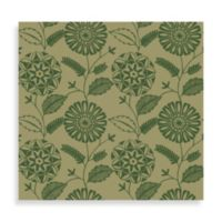 Echo Design™ Modern Floral Print Wallpaper in Brown