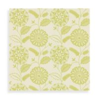 Echo Design™ Modern Floral Print Wallpaper in Light Green