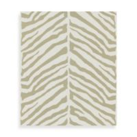 Echo Design™ Zebra Stripes Wallpaper in Taupe