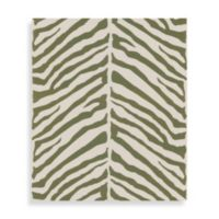 Echo Design™ Zebra Stripes Wallpaper in Light Brown
