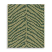Echo Design™ Zebra Stripes Wallpaper in Golden Brown
